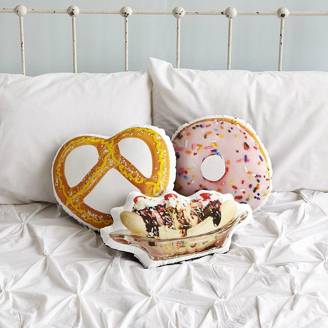 Indulgent Foods Pillows 2