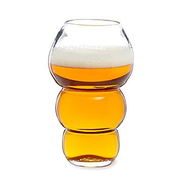 Malty Beer Glass