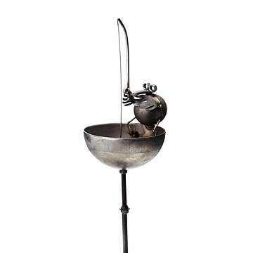 Tipsy Fishing Birdfeeder