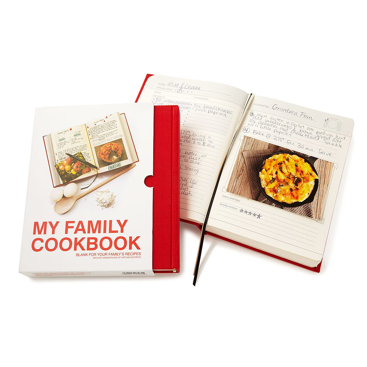 my family cookbook my family cookbook uncommongoods