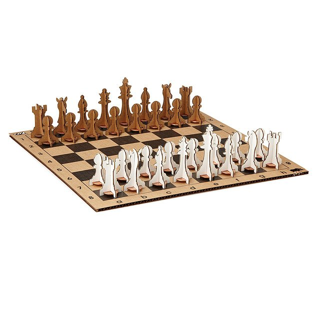 Penny Chess Set