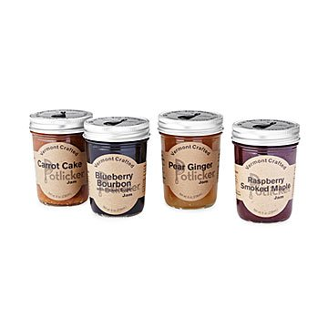 Artisan Jelly and Jam - Set of 4