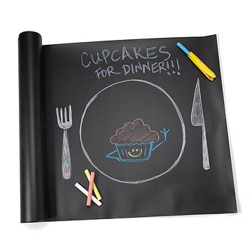 Chalkboard Table Runner Set