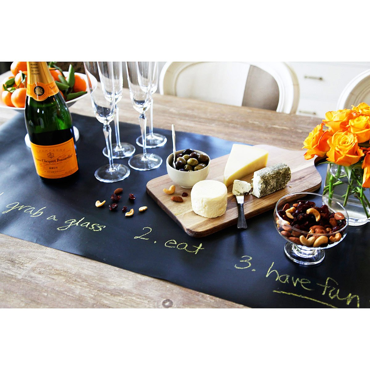 Chalkboard Table Runner Set 2 Thumbnail