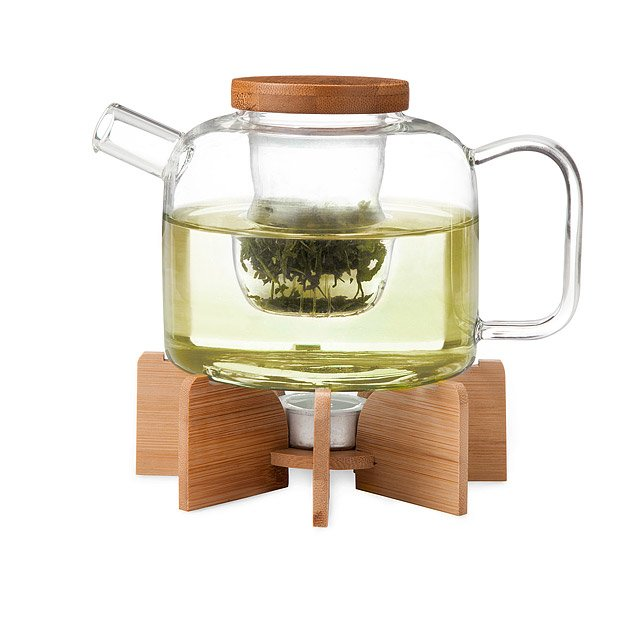 Glass Teapot With Stand Teapot Infuser Tea Warmer Uncommongoods