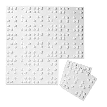 Braille Wall Panels