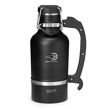 Insulated Vacuum Sealed Growler