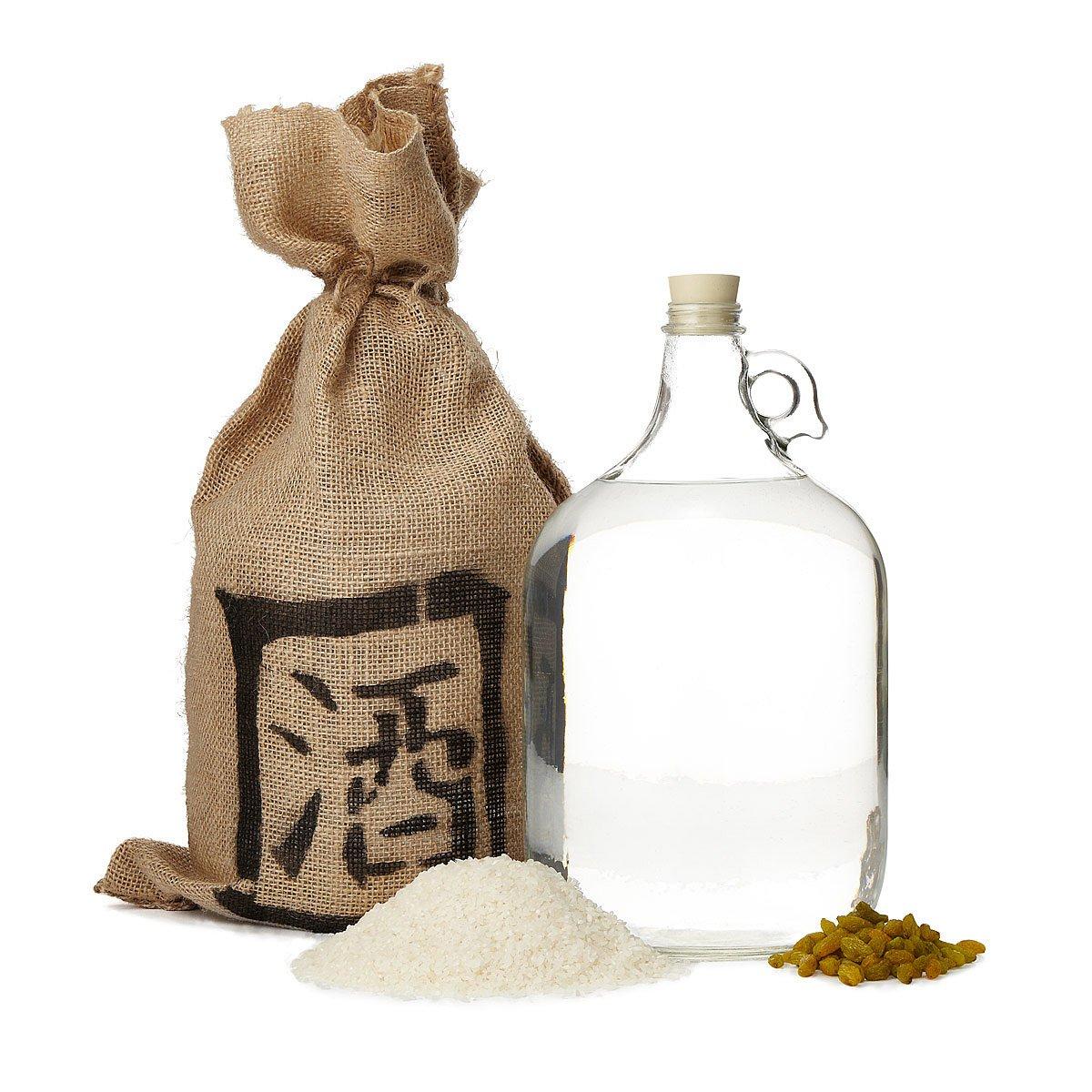 Sake Making Kit | rice wine | UncommonGoods