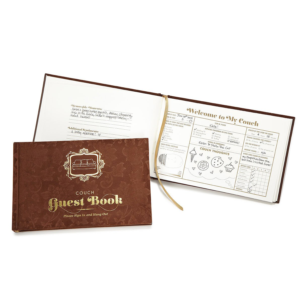 Bathroom Guest Book The Bathroom Guestbook Funny Book Potty Humor Uncommongoods