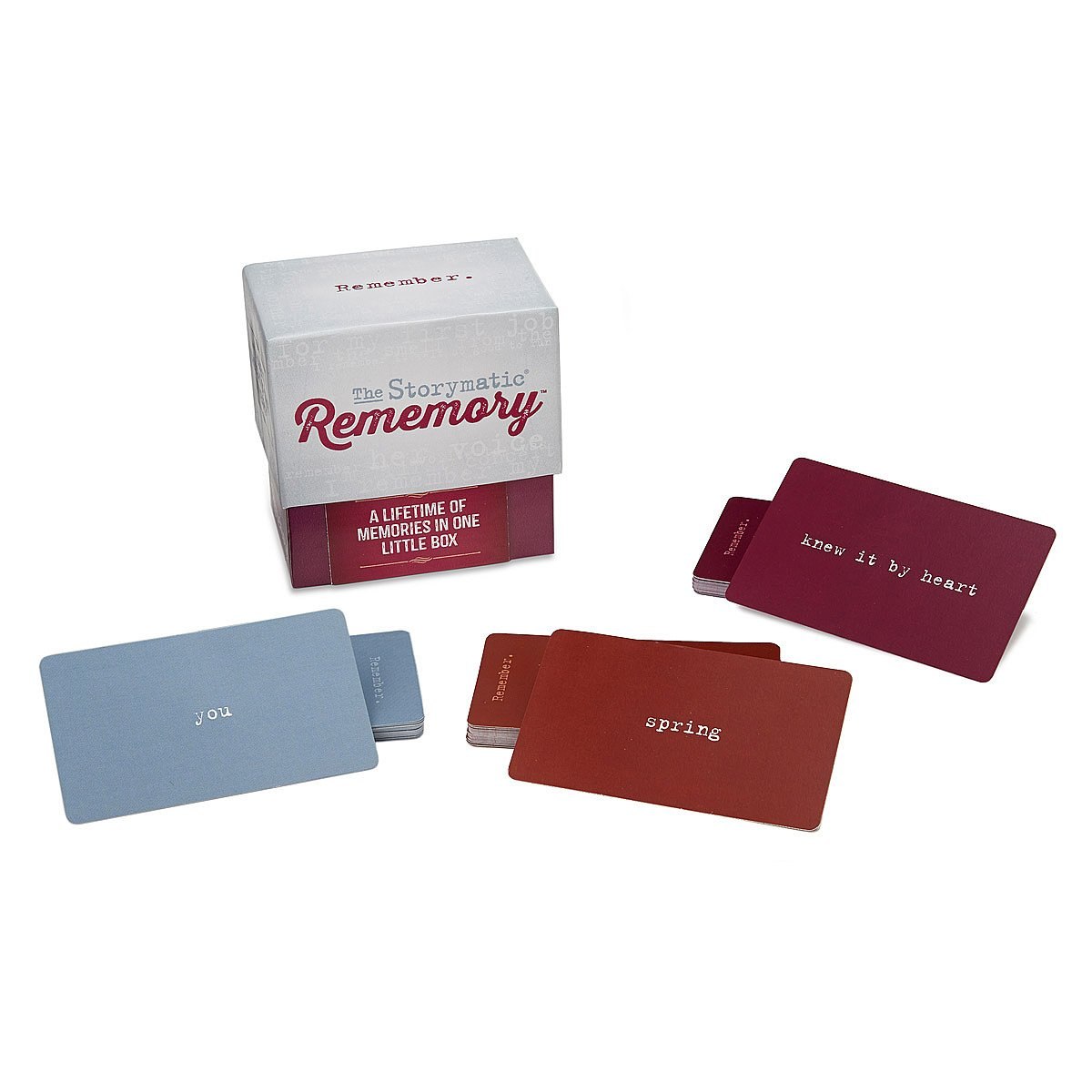 Rememory Game | family card game | UncommonGoods
