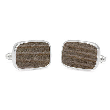 Collegiate Football Stadium Cufflinks