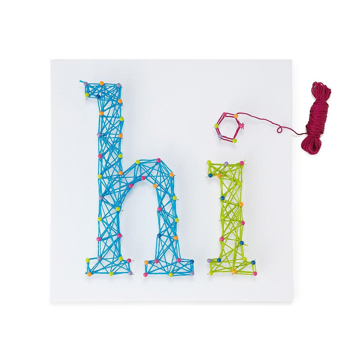 String art craft kit - Diy String Art Kit 1 Thumbnail