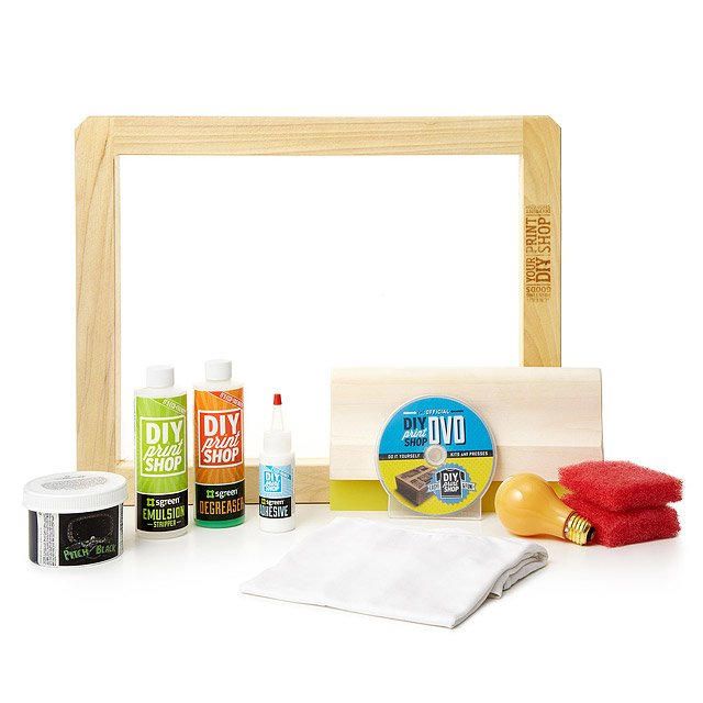 DIY Screenprinting Kit