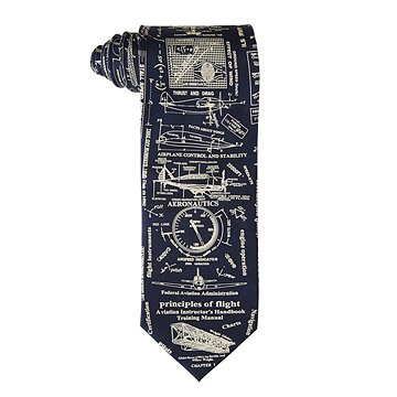 Principles of Flight Tie
