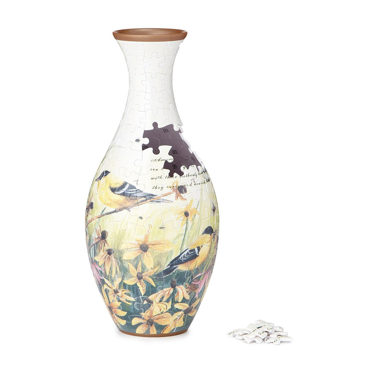 Decorative vases uncommongoods 3d puzzle vase reviewsmspy