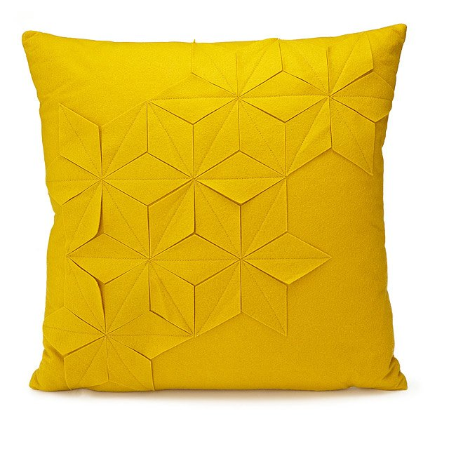 Geometric and Honeycomb Pillows
