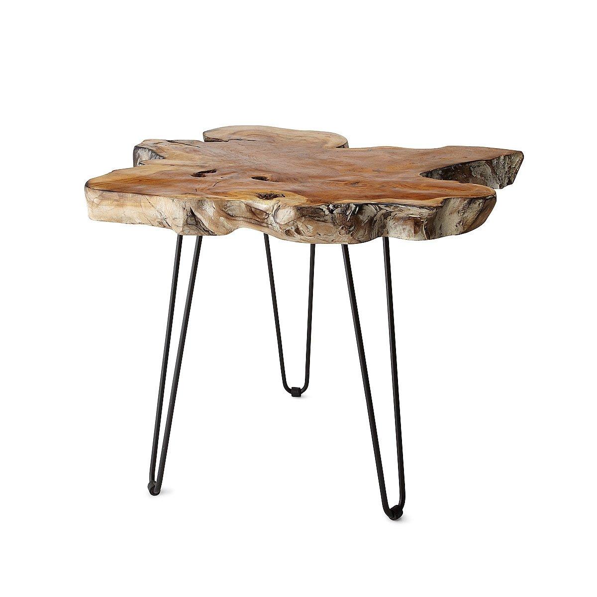 teak root side table  teak furniture  uncommongoods - teak root side table  thumbnail