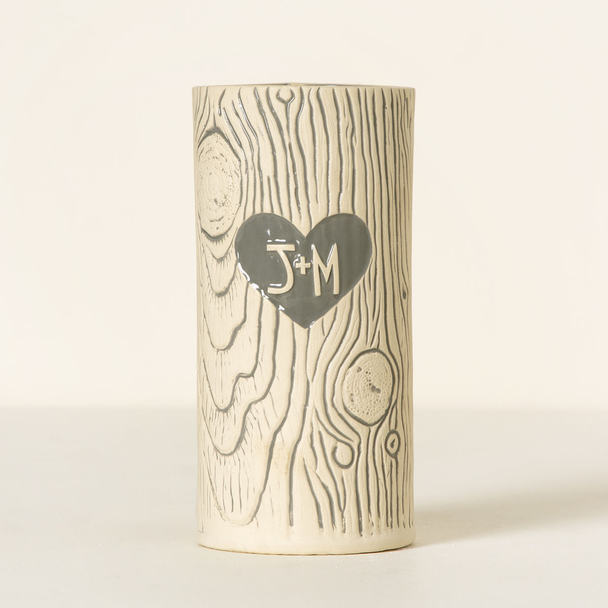 Personalized Faux Bois Vase 2 thumbnail