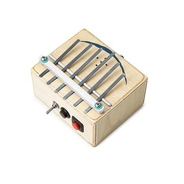 Zoots the Kalimba Recorder