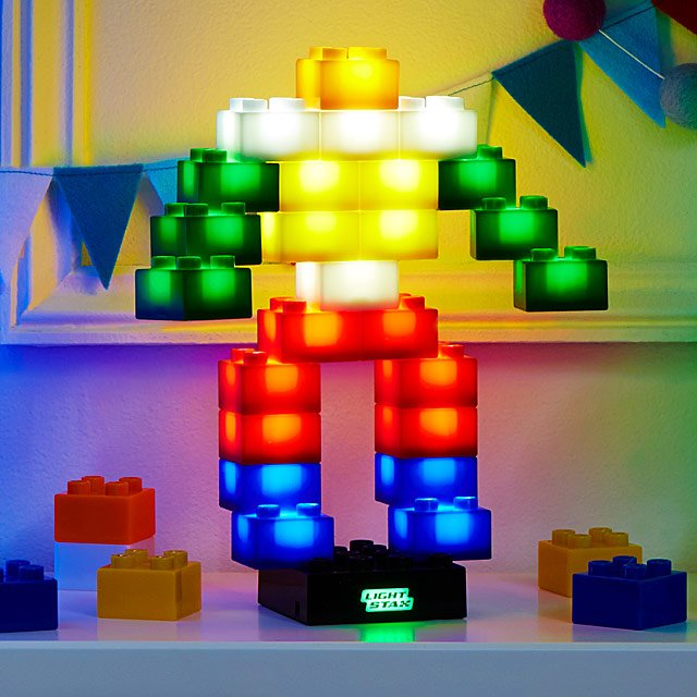 Electric Light Blocks