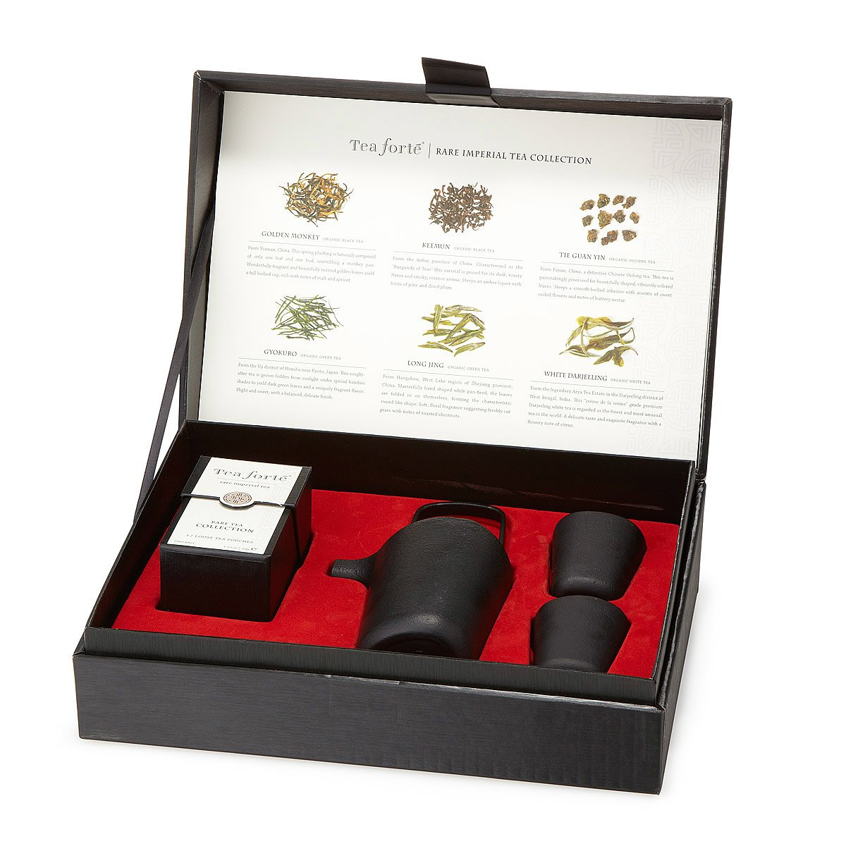 Imperial Tea Gift Set | tea accessories | UncommonGoods