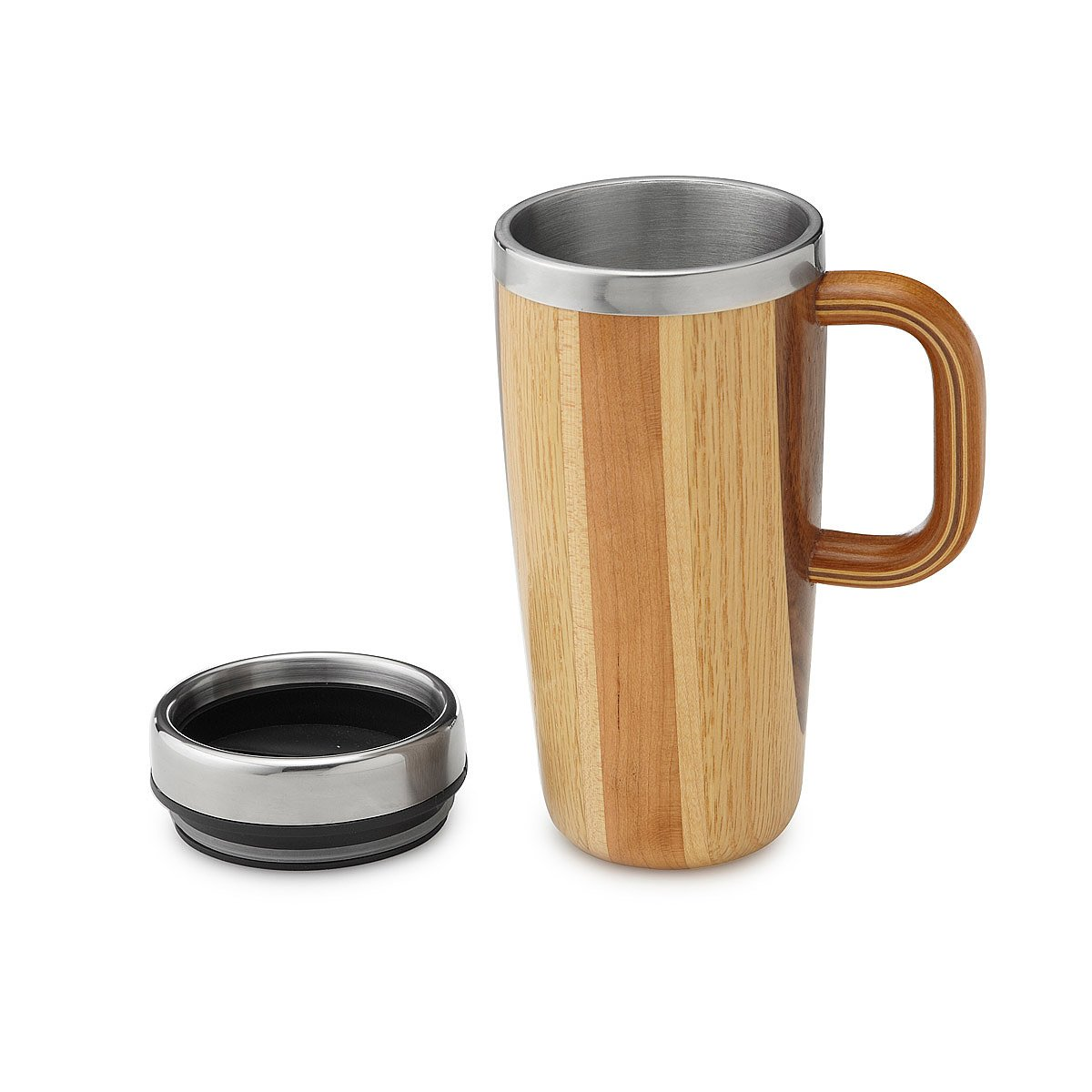 Wooden Travel Mug 1 Thumbnail
