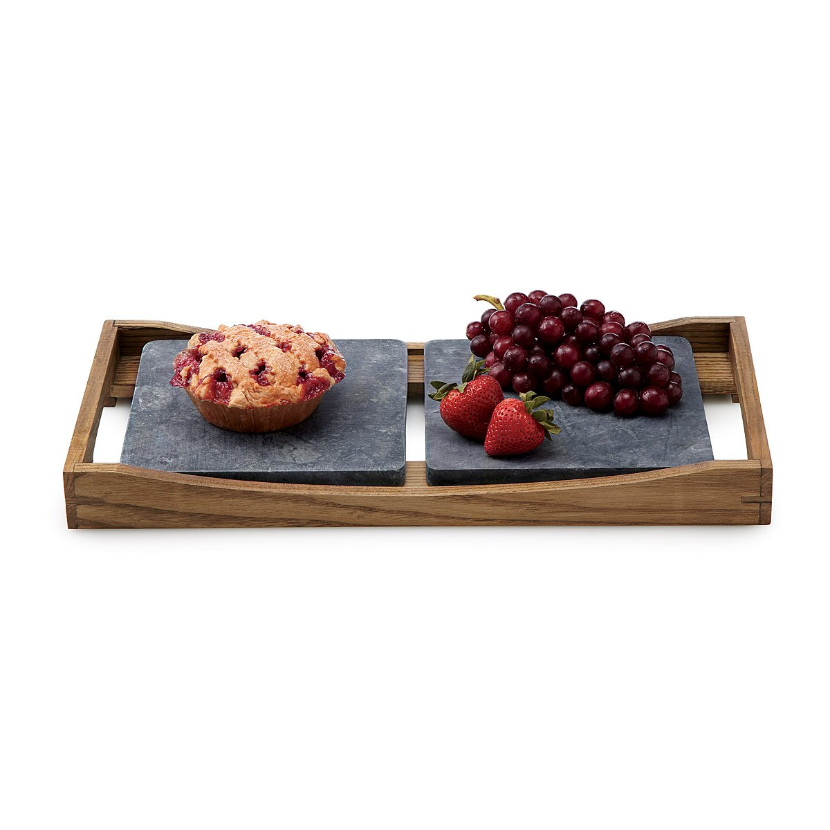 Perfect Hot And Cold Soapstone Serving Platter