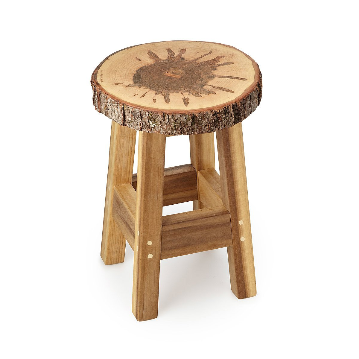 Live Edge Maple Stool 1 thumbnail  sc 1 st  UncommonGoods : handmade wooden stools - islam-shia.org