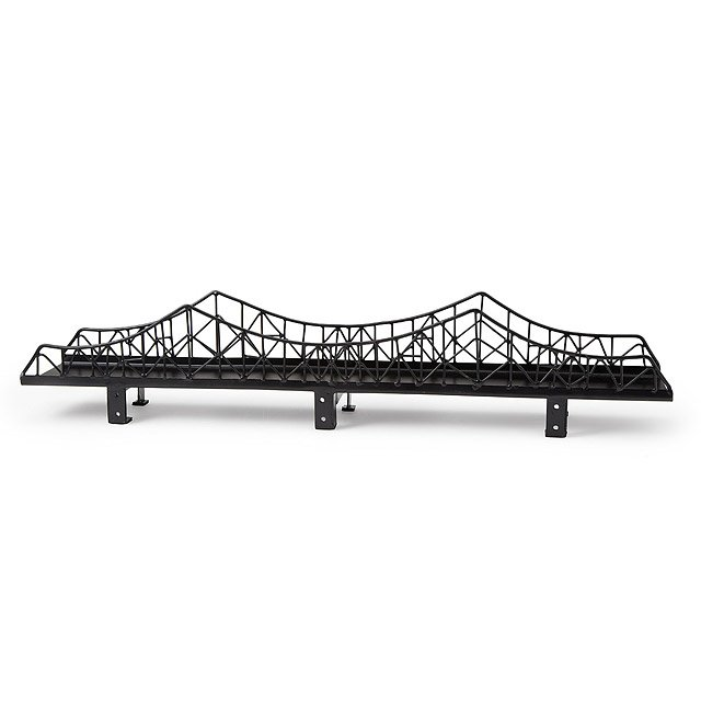 Suspension Bridge Shelf
