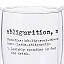 Life by Definition Beer Glasses - Set of 4 5 thumbnail