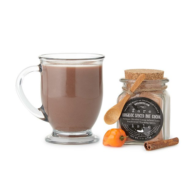 Organic Spiced Hot Cocoa Mix
