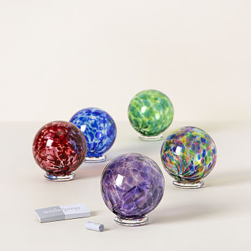 Birthstone Wishing Balls