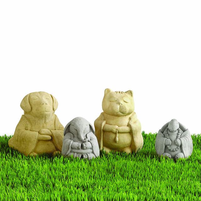 Zen Turtle Garden Sculpture