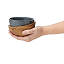 Hot and Cold Soapstone Handheld Bowls - Set of 2 2 thumbnail