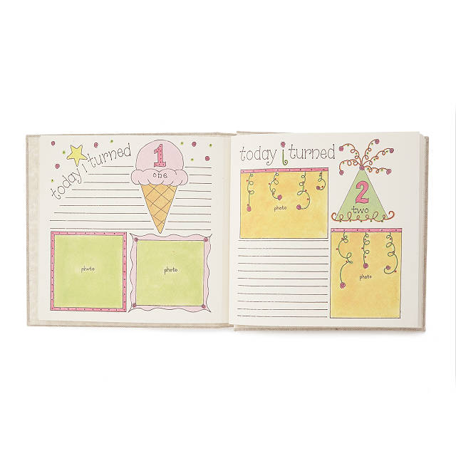 Little One's Memory Book