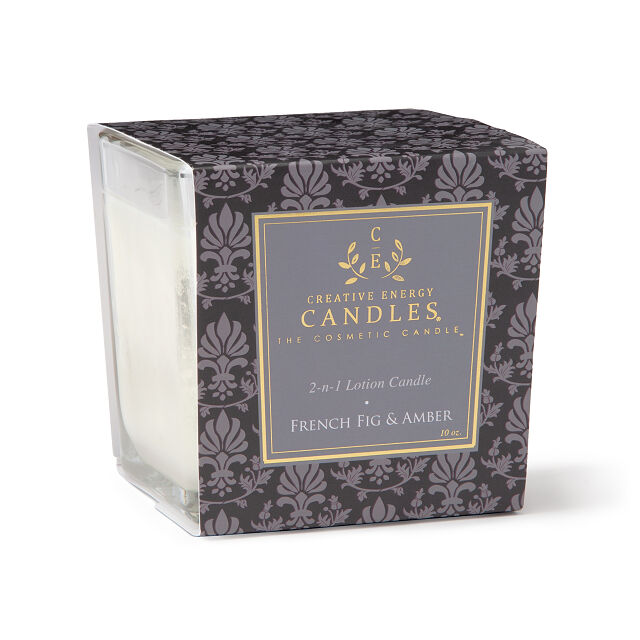 2 in 1 Body Lotion Candle