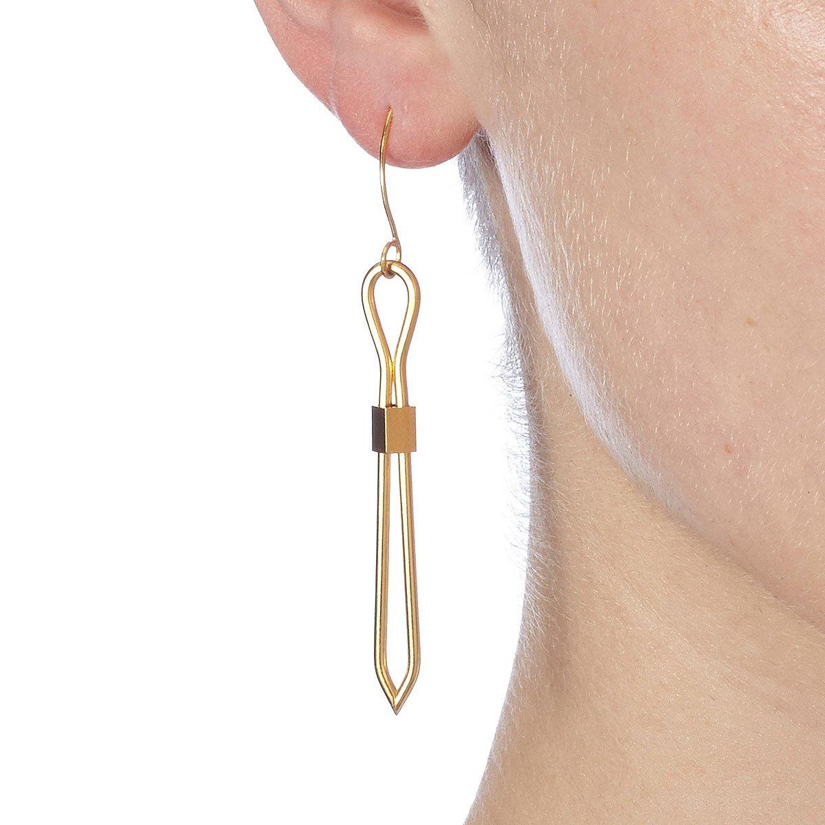 s earrings deco jewelry roach uncommongoods