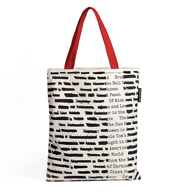 908c8a1f29cf Tote Bag - Banned Books