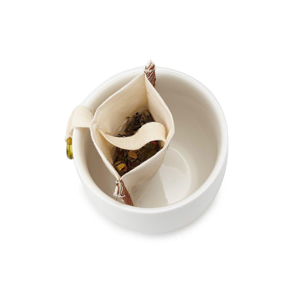 Reusable Tea Brewing Filter Set Of 2 Thumbnail
