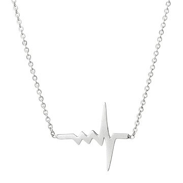 Amour Heartbeat Necklace