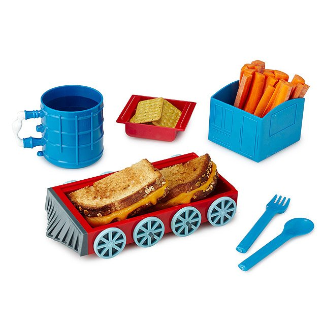 Choo Choo Train Dining Set
