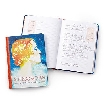 Well Read Women A Readers Journal