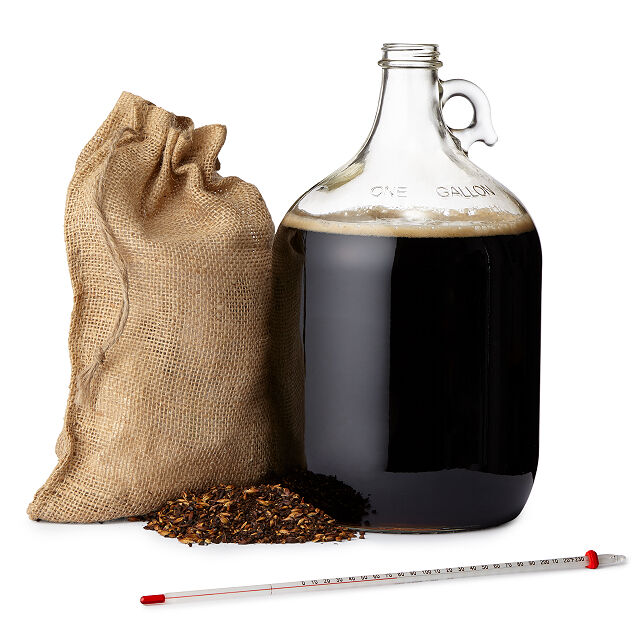 irish-stout-beer-brewing-kit by uncommon-goods