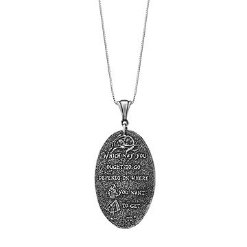 Cherish Necklace - Alice in Wonderland