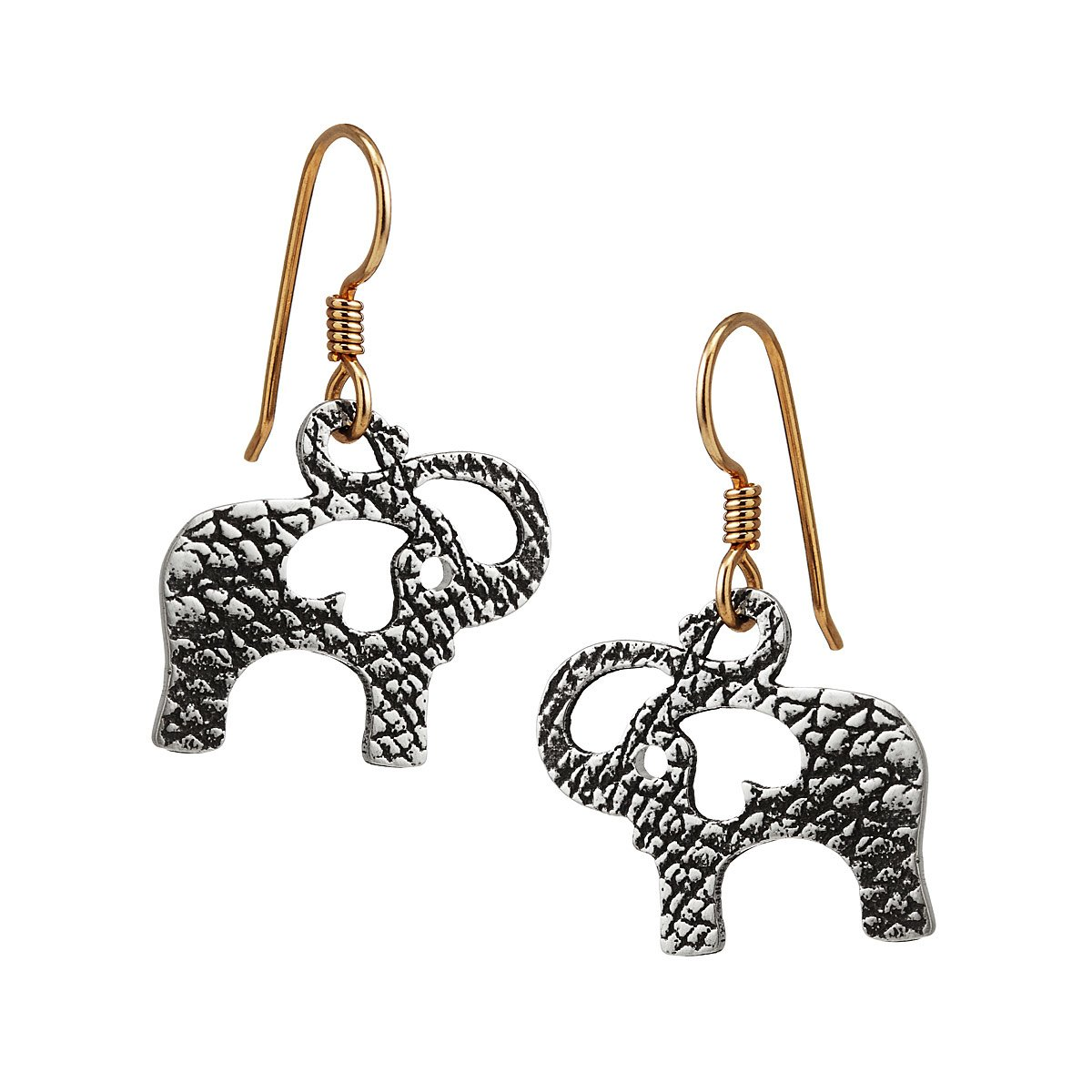 products elephant sowell jewelry earrings silver ashon