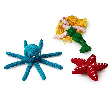 Under the Sea Rattles
