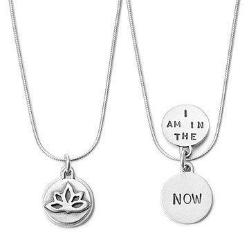 I Am in The Now Necklace