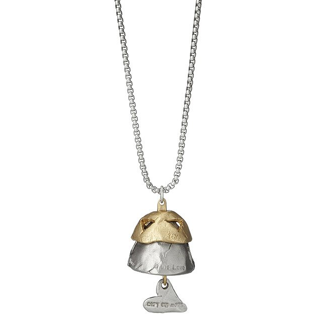 Tibetan Bell Necklace