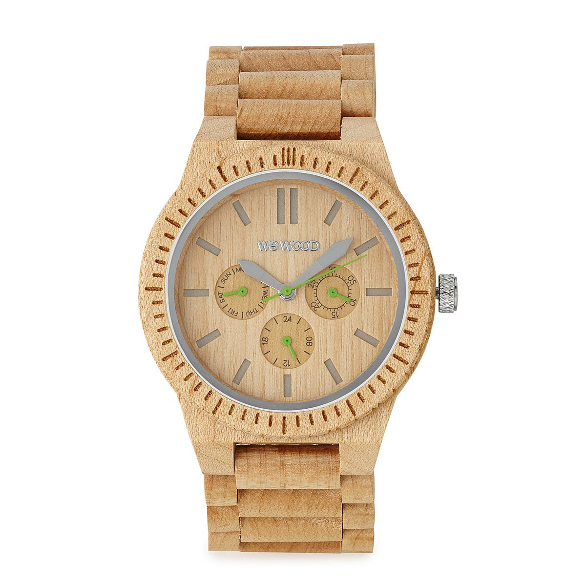 cool watches for men unusual mens watches uncommongoods maple wood watch