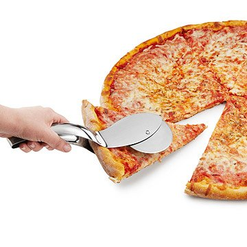 Pizza Cutter and Server